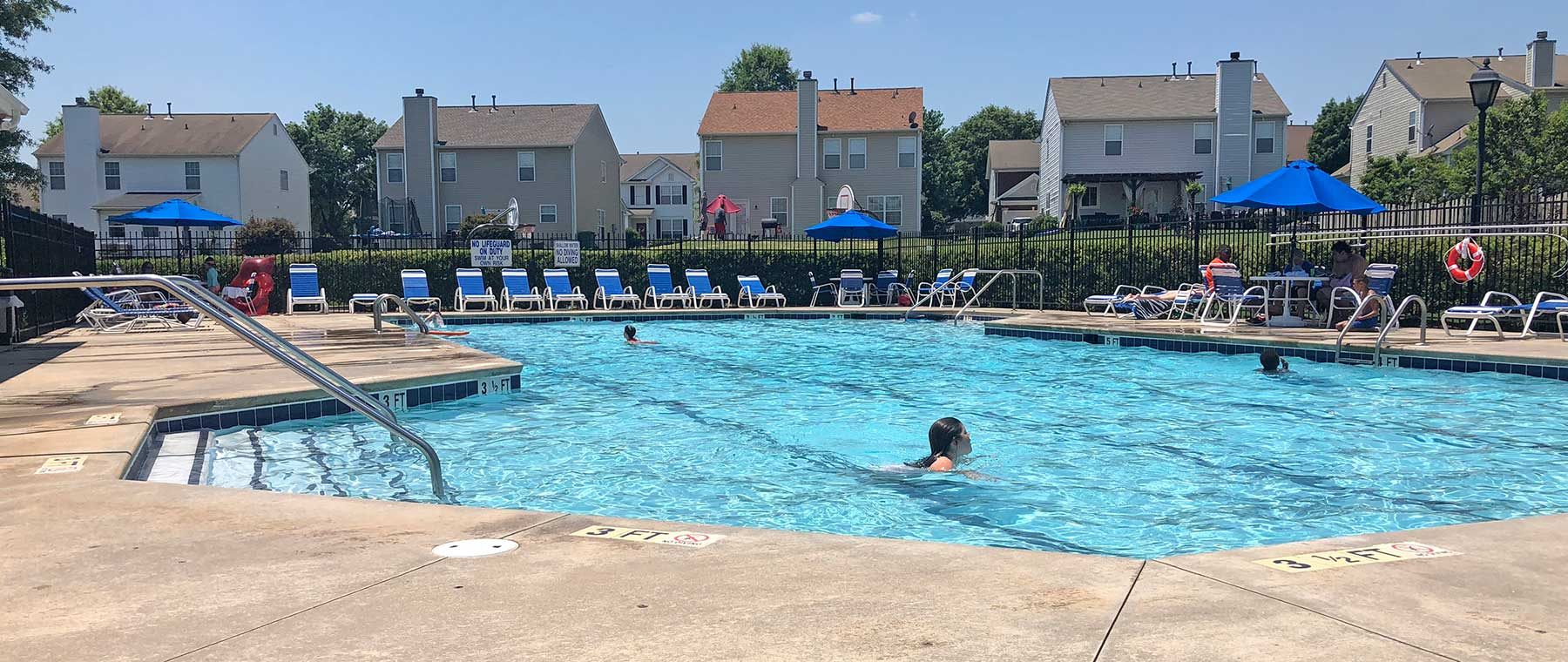 Pool Opening May 18th